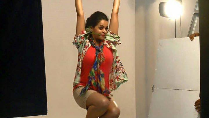 bhavana exclusive hot and spicy