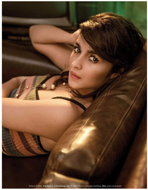 Alia Bhatt Hot Photos Poses For Grazia (6)