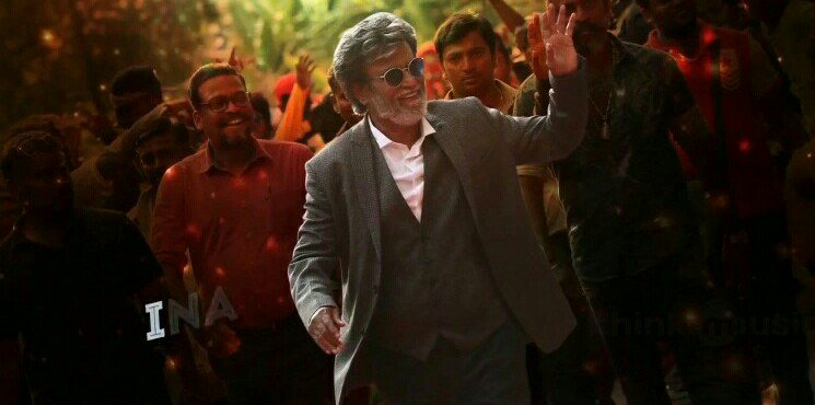 Kabali Stylish Rajinikanth Walk