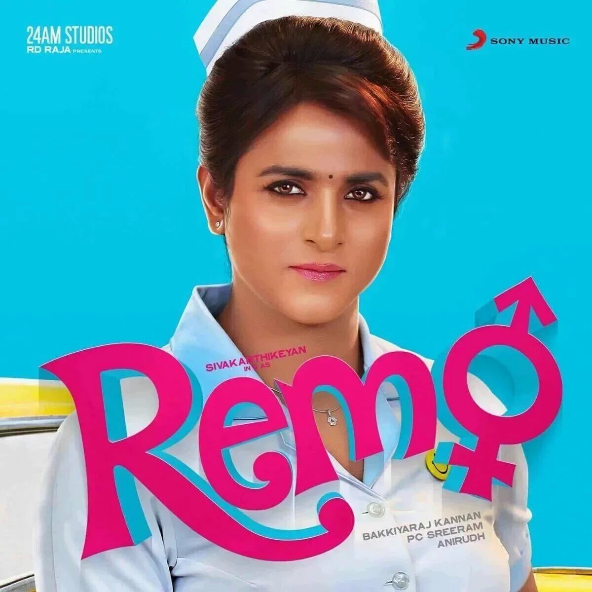 Siva Karthikeyan's REMO Posters First Look (2)