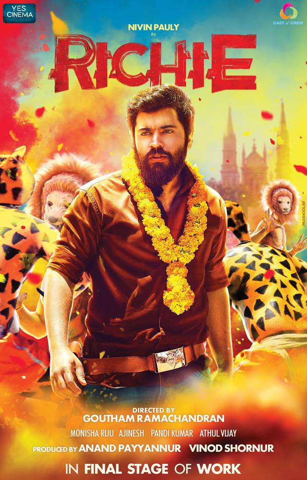 Richie [HDRip] Tamil Movie Free Download Site TamilRockers Torrent