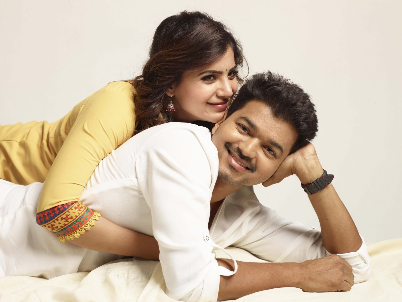 Samantha Ruth Prabhu And Vijay Photos Hd