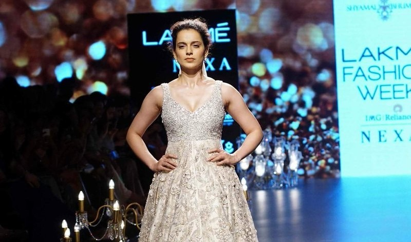 Kangana Ranaut – The Queen