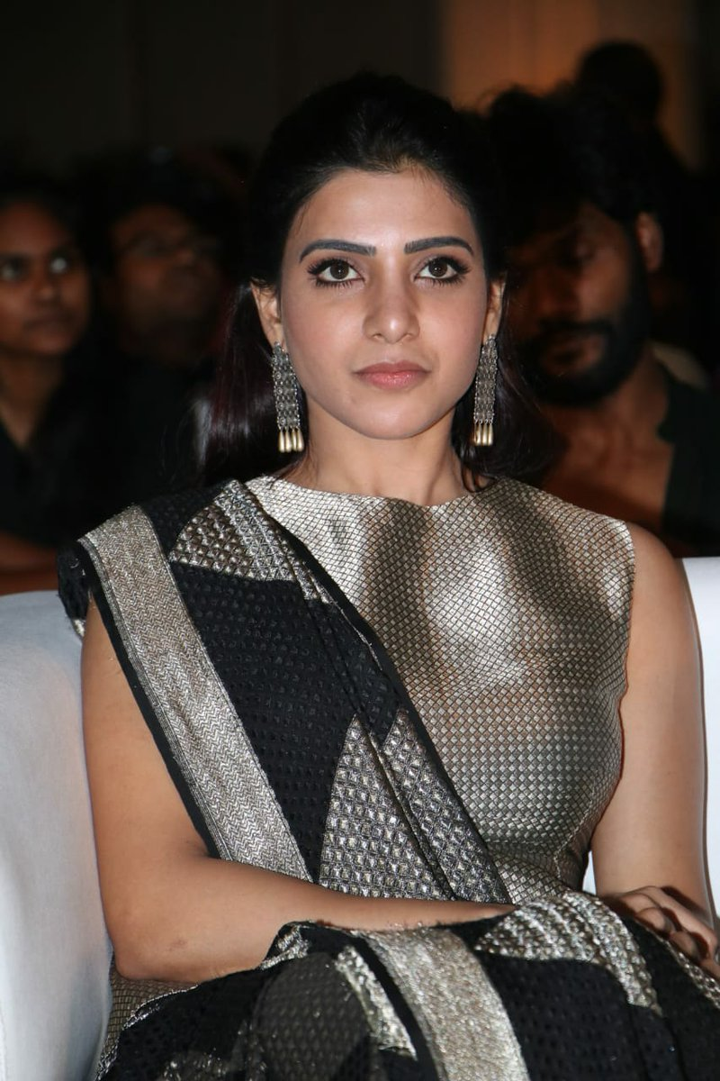 Samantha Akkineni At Seemaraja Trailer Launch