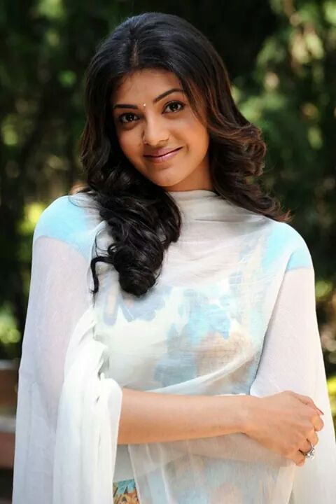 Kajal Aggarwal real life photo in simple dress