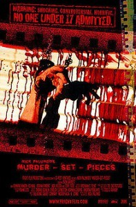 Murder Set Pieces (English) - Click on the image for wiki-page