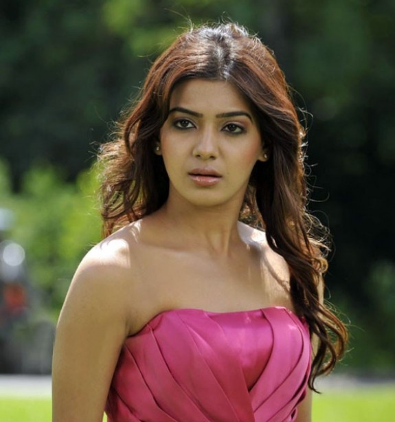 Samantha hot in movie young age