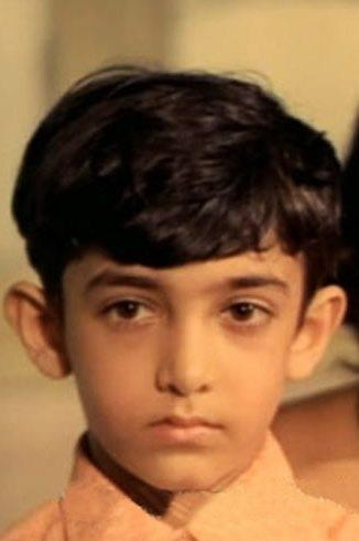 Aamir Khan Childhood Pic