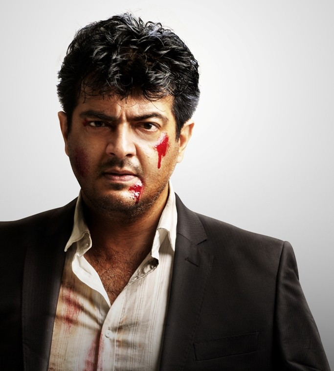Ajith Kumar in Billa 2