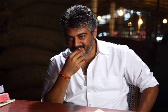 Ajith Kumar in veeram movie