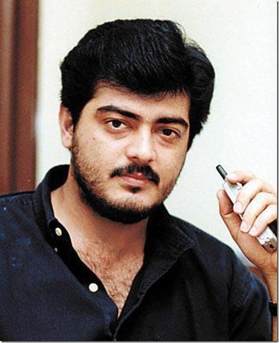 Ajith Kumar old photo