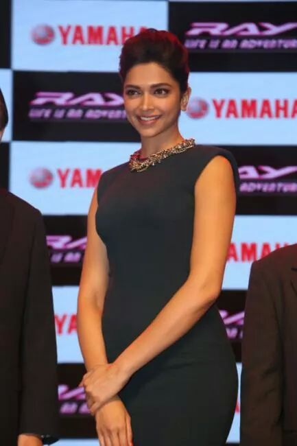 Deepika Padukone for a film function