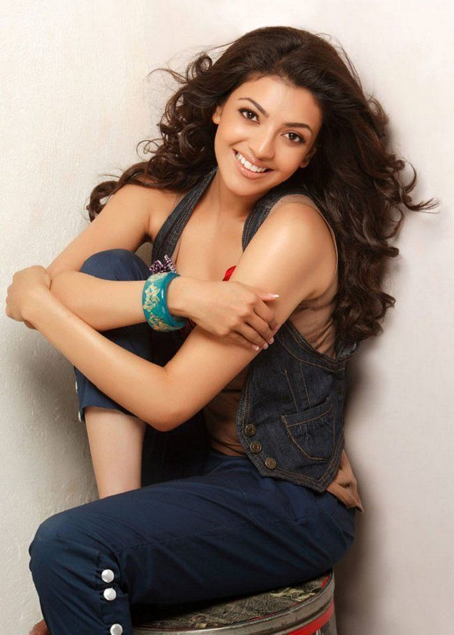 Kajal Aggarwal hot at a photo shoot