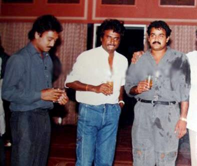 Karthik, Rajini and Mohanlal
