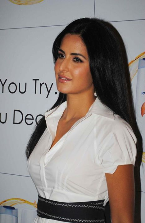 Katrina Kaif in white top hot pic