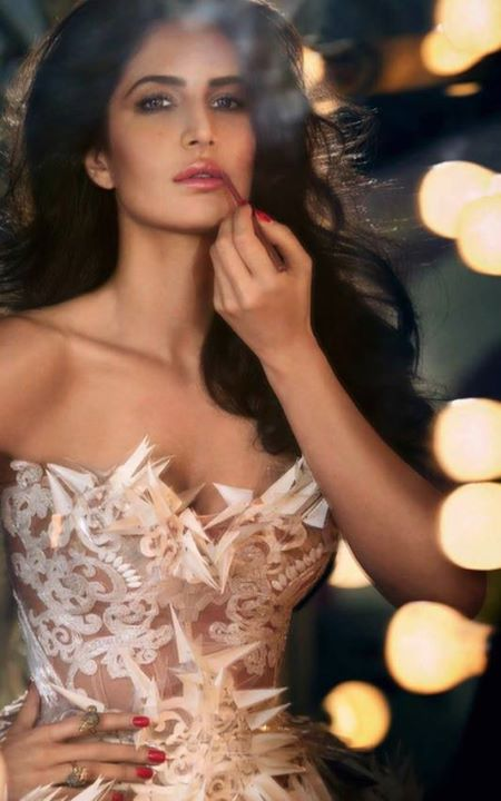 Katrina Kaif hot taking make up