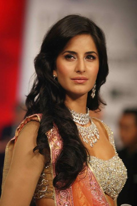 Katrina Kaif from a movie scene