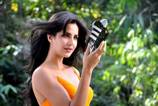 Katrina Kaif during a photoshoot