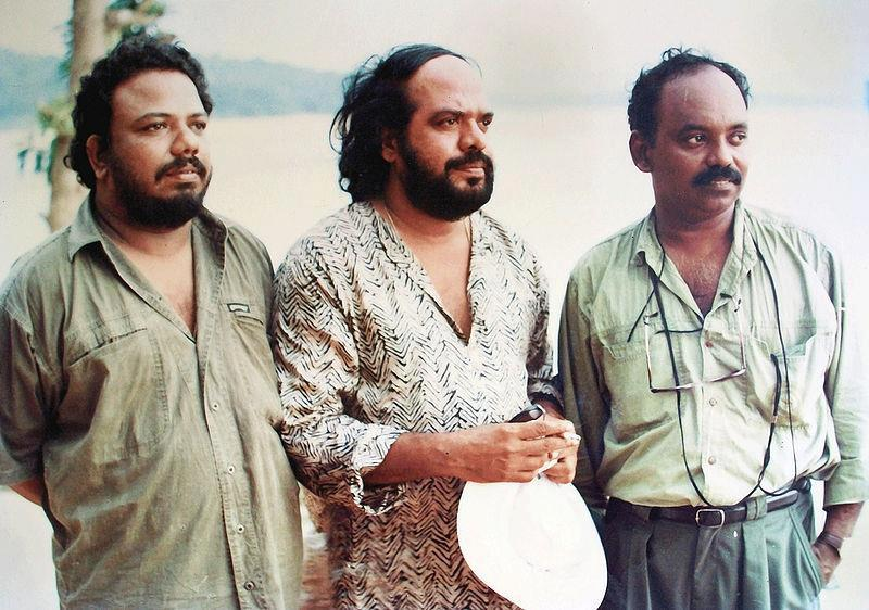 Lohithadas and Sibi Malayil