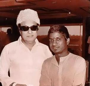 MGR and Ilayaraja