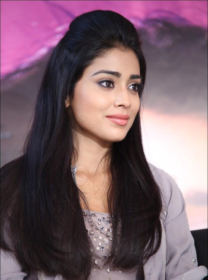 Shriya Saran in a film function