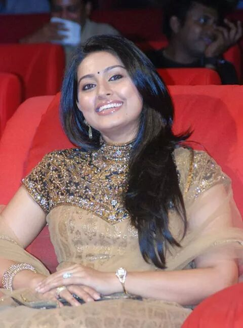 Sneha laughing