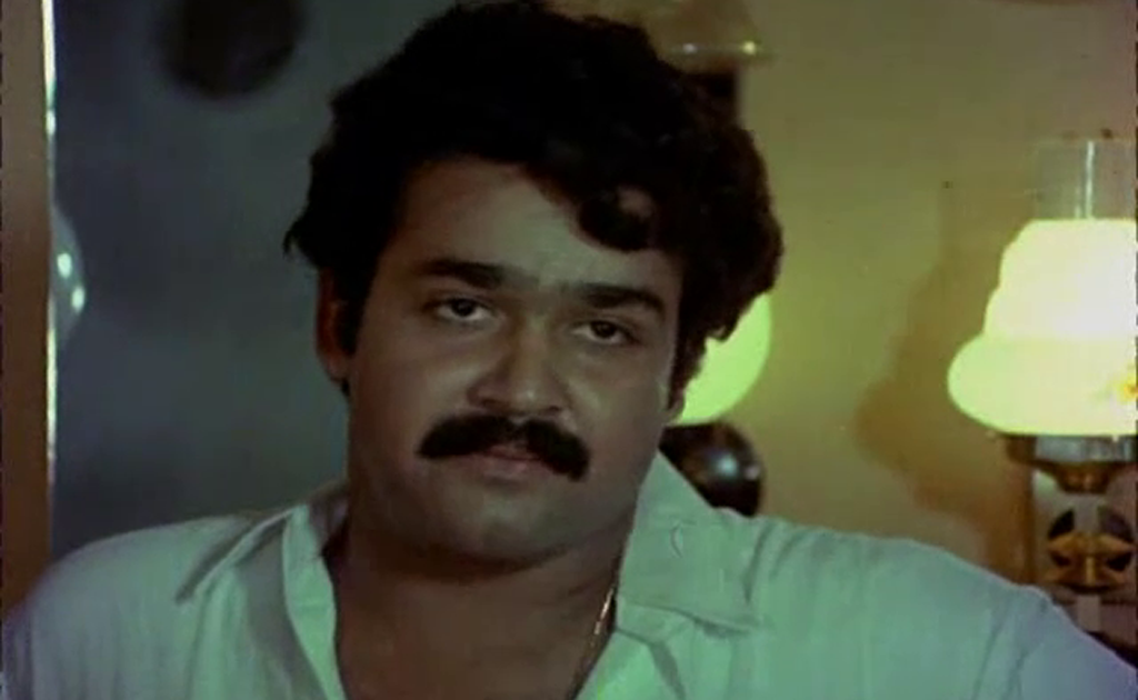 Mohanlal old rare photo from Thoovanathumbikal