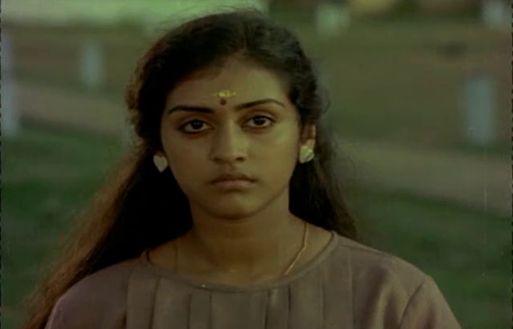 Parvathy from an old movie