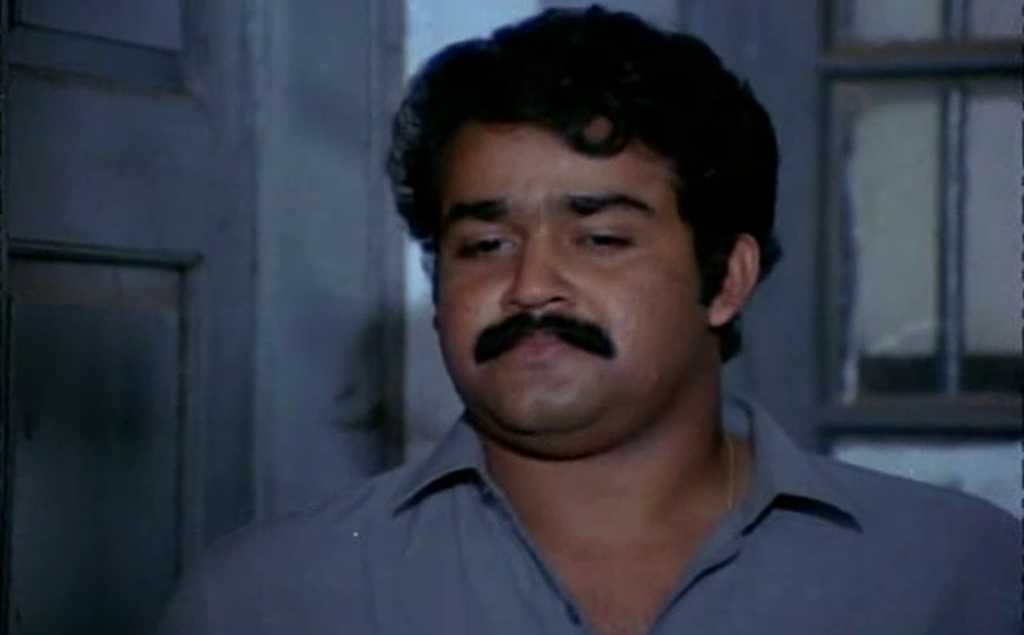 Mohanlal from old movie