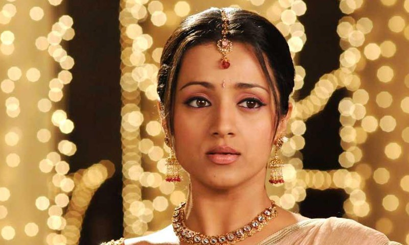 Trisha old photo