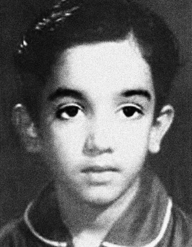 Kamal Haasan childhood