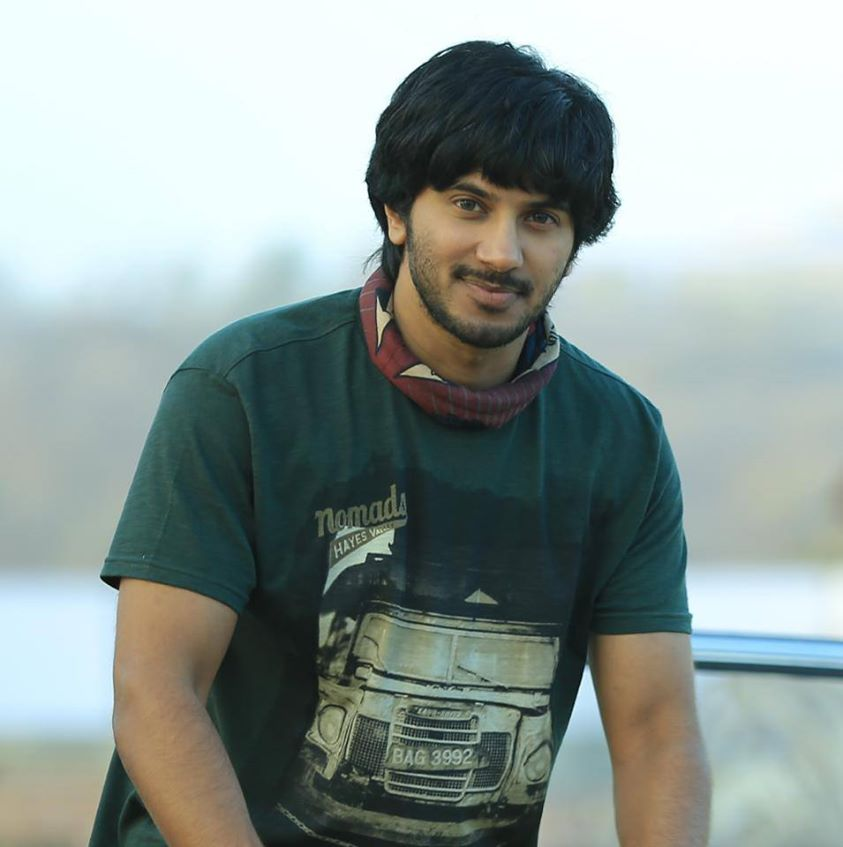 Dulquer Salmaan in Bangalore Days