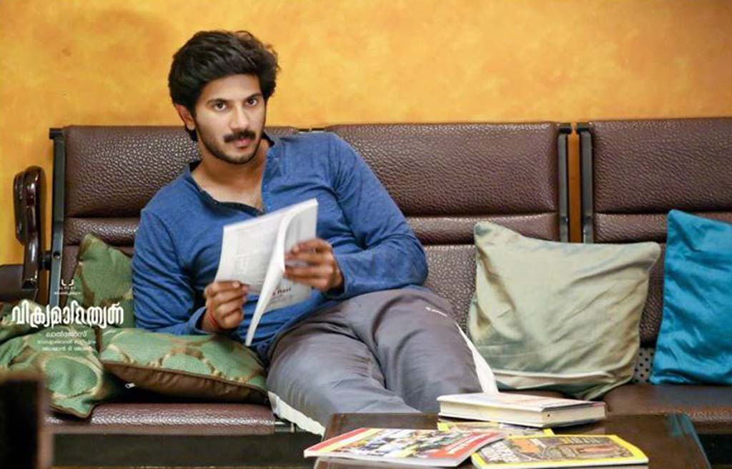 Dulquer Salmaan photo from a photoshoot