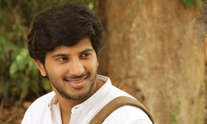 Dulquer Salmaan young age