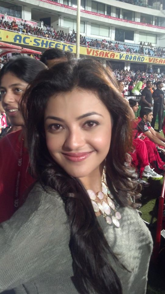 Kajal Aggarwal real life photo