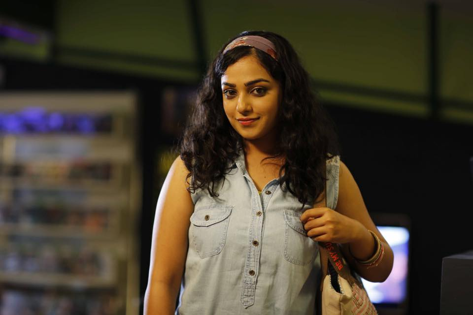 Nithya Menon in 100 Days of Love