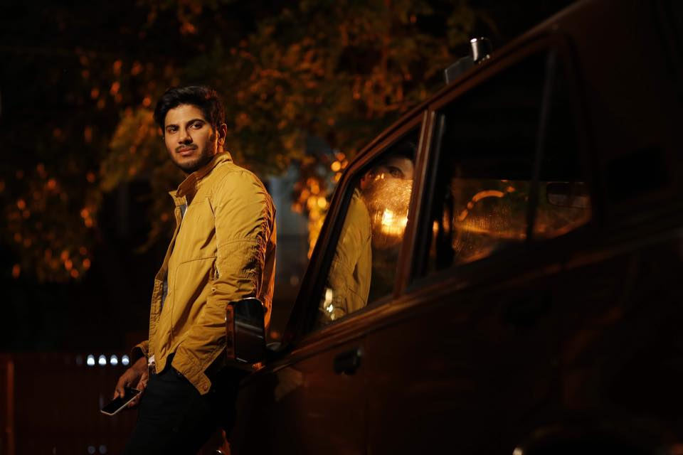 Dulquer Salman in 100 Days of Love 3