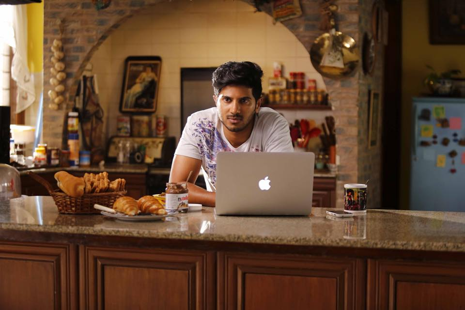 Dulquer Salman in 100 Days of Love 4