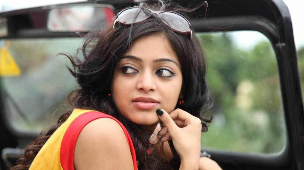 Actress Janani cute photo
