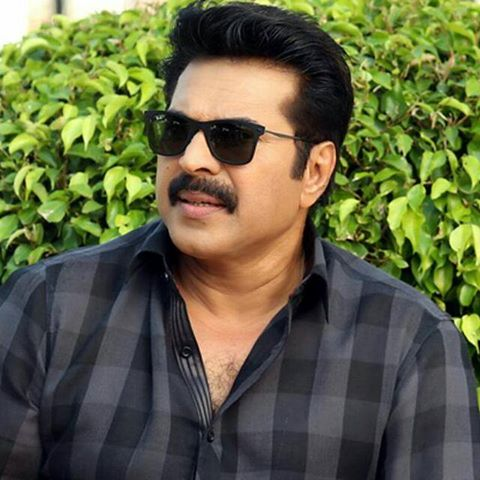 Mammootty with sun glass in Bhaskar The Rascal