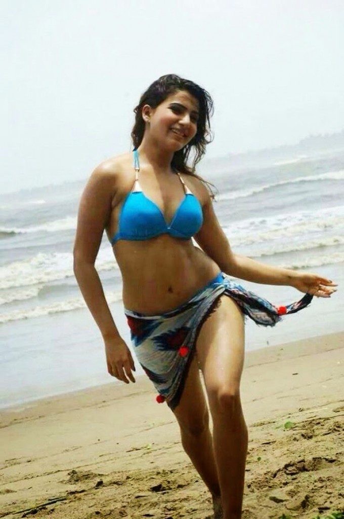 Samantha Akkineni bikini photo