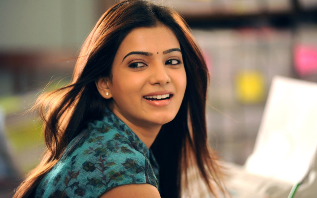 Samantha Prabhu young photo