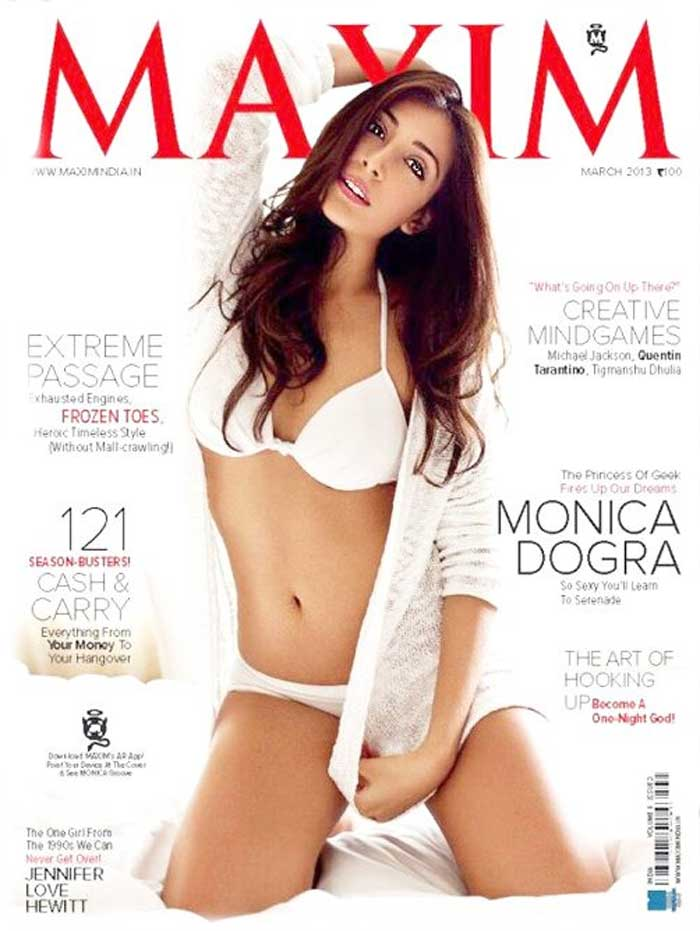 Shraddha Kapoor bikini for maxim photoshoot