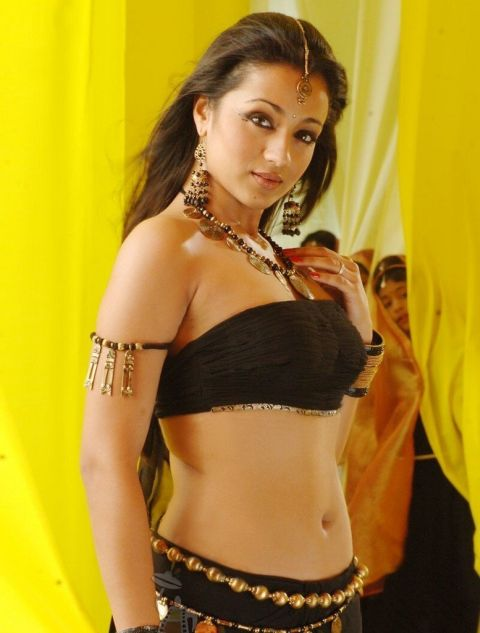 Trisha krishnan hot photo