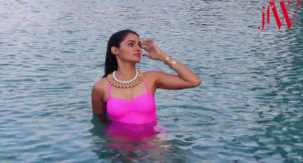 Andrea Jeremiah hot in bikini photoshoot