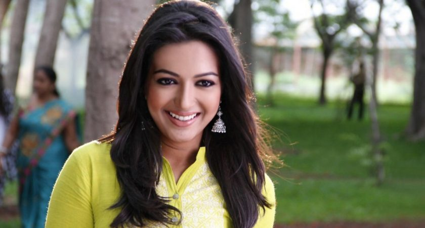 Catherine Tresa smiling photo