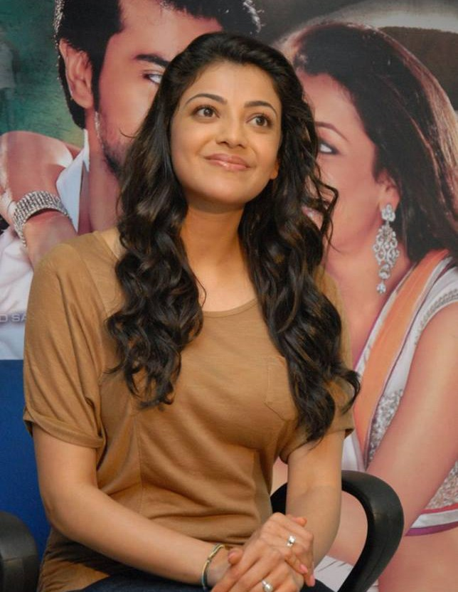 Kajal Aggarwal real life hot photo