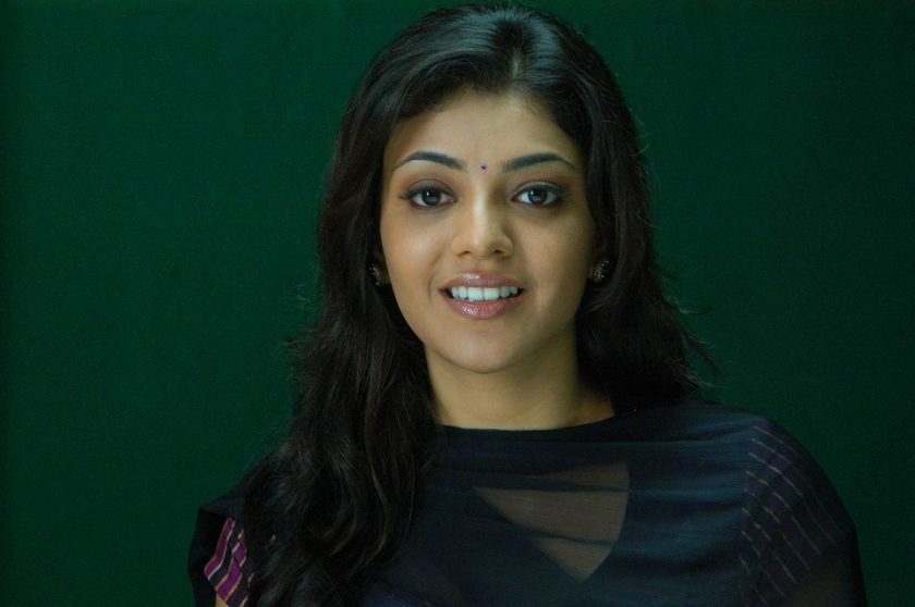 Kajal Aggarwal young age photo