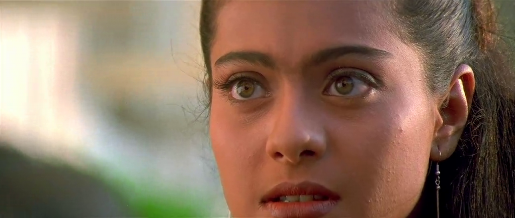 Kajol Close Up photo
