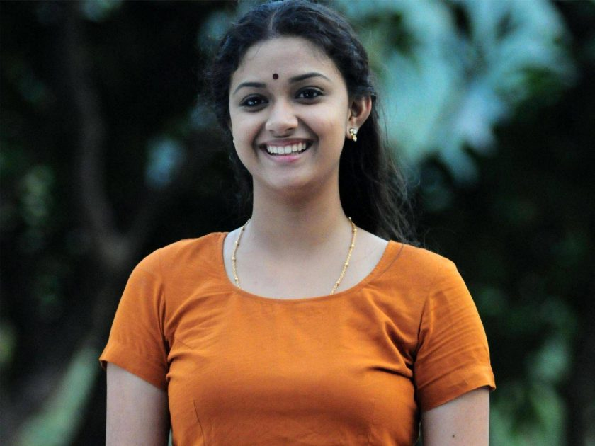 Keerthy Suresh hot photo from Tamil movie